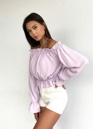 Трендова блуза2 фото