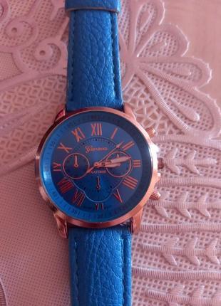 Часы,,geneva,,3 фото