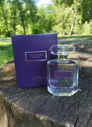 Духи victoria's secret basic instinct виктория сикрет вікторія сікрет парфуми