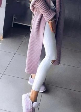 Белые скинни ponza denim