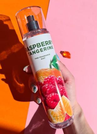 Спрей raspberry tangerine от b&bw 🧡