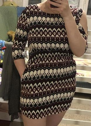 Платье  h&m  размер  xs