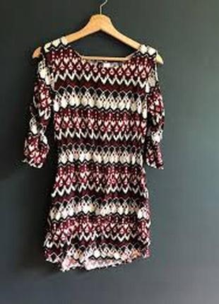 Платье  h&m  размер  xs3 фото