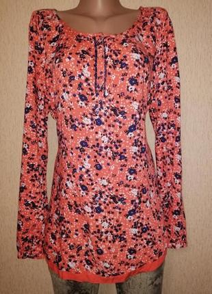 Красивая женская кофта, блузка 16 р. tu