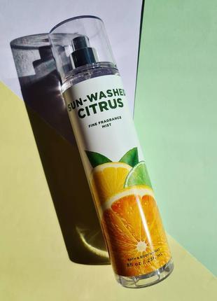 Спрей sun-washed citrus от b&bw 🤍