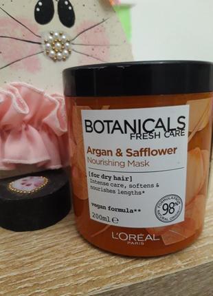 Botanicals fresh care l'oréal paris профессиональная маска для волос