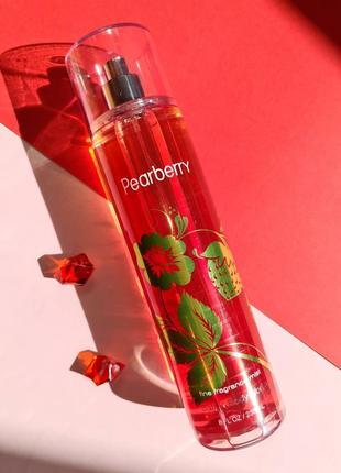 Спрей pearberry от b&bw ❤