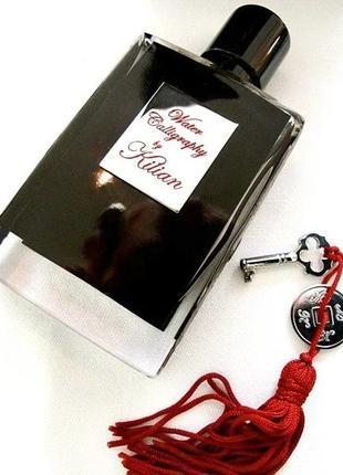Kilian water calligraphy оригинал_eau de parfum 3 мл затест