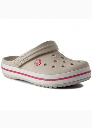Crocs crocbang clog клоги сандалии w8 оригинал