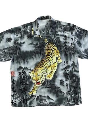 Japan рубашка гавайка