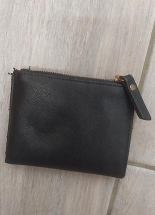 Черный кошелек 🖤