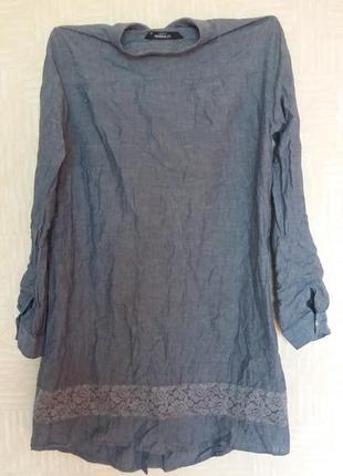 Платье-рубашка.lc waikiki2 фото
