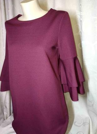 Яркое платье на любой случай.3 фото