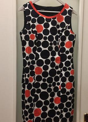 Нове. плаття  в горошок бренду gerry weber