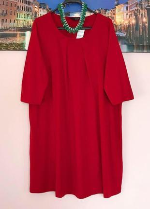 Новая яркая туника платье