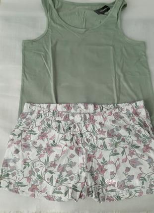 Размер л классная летняя пижама из англии5 фото