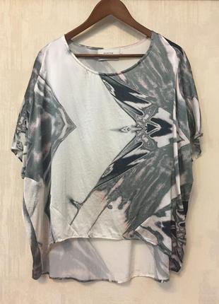 Шелковая блуза натуральный шелк