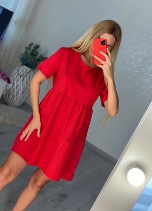 Красивое женское платье 👗 платье короткое ❤️