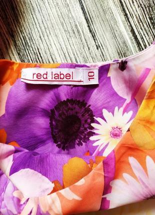 Платье сарафан в цветочный принт5 фото