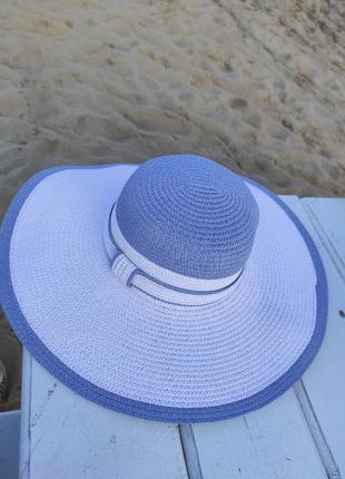 Пляжная шляпа3 фото