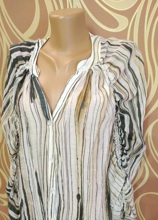 Блуза большого размера next.