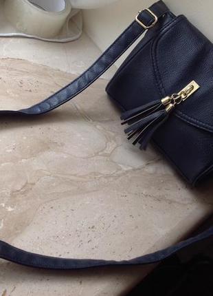 Шикарна сумка сумочка крос боді бренду atmosphere cross body bag крос боди оригінал