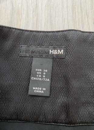 Красивая юбка миди с оборками h&m4 фото