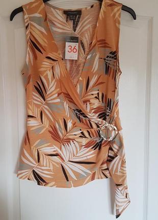Стильная приталенная блузка, примарк1 фото