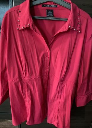 Блуза блузка рубашка1 фото