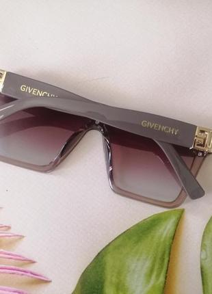 Эксклюзивные брендовые солнцезащитные очки маска 20213 фото