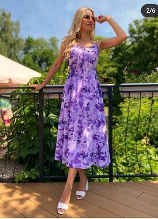 Лёгкий сарафан, платье2 фото