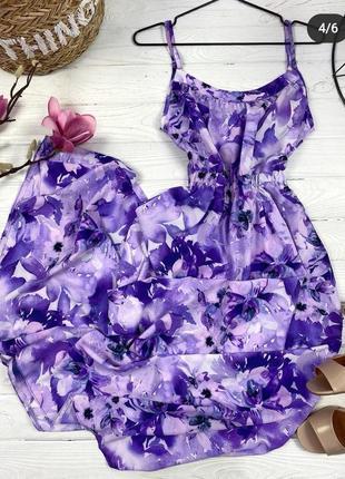 Лёгкий сарафан, платье4 фото