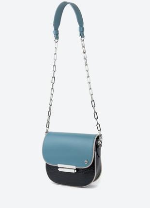 Срочно 🔥 кожаная сумка кроссбади