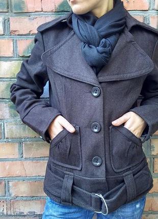 Пальто женское vero moda /шерсть