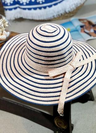 🔥солнцезащитные шляпы из рафии расцветки