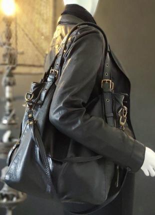 Portobello. крупная сумка из натуральной кожи.