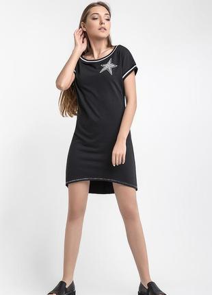 Спортивное платье 42-50 р.🍇