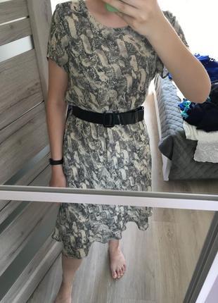 Шикарное платье миди, в идеале