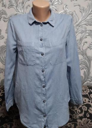 Рубашка размер:l