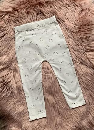 Леггинсы george лосины лосіни 12-18 , 1-1,5 лосинки штаны легінси штанці