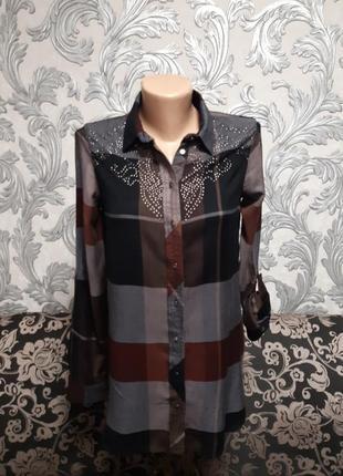 Рубашка размер:xs