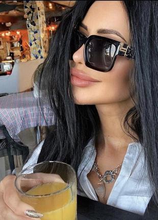 Солнцезащитные очки в стиле луи витон миллионер