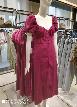 Платье zara разм.л