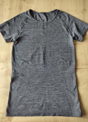 Женская футболка для бега decathlon, m