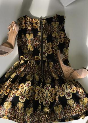 Платье оригинал philipp plein