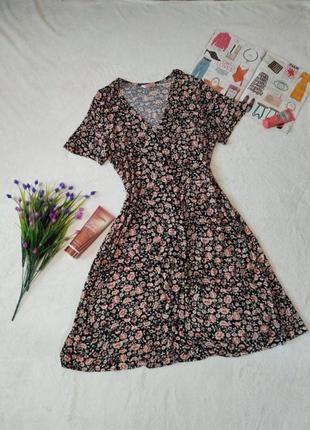 Платье рубашка миди вискоза сукня міді з віскози
