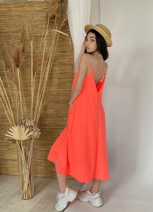 3 цвета, легкое платье