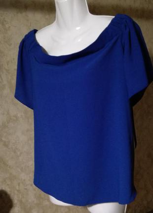 Блуза с открытыми плечиками atmosphere
