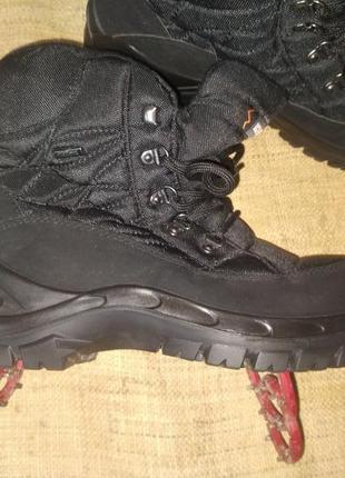 42р-27 см ботинки с ледоступами зима   ice breaker