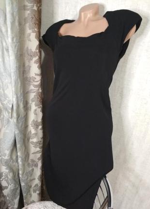 Шикарное вечернее платье escada